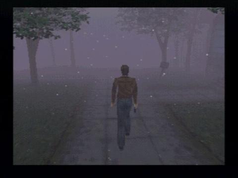 El juego carga únicamente los elementos que puedes ver tu personaje.